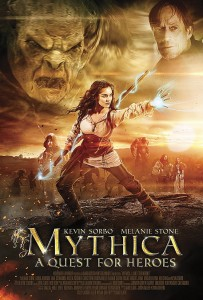 Mythica movie poster